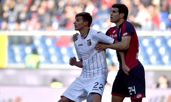 Három év után először játszott magyar játékos az olasz első osztályban