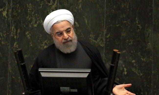 Gazdasági csodát vár az iráni elnök