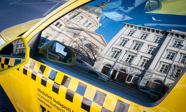 Taxi vagy Uber?