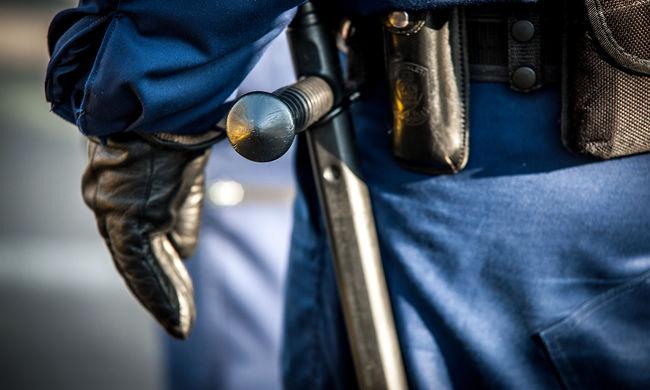 Ellepték a rendőrök Budapestet, a TEK is kivonult