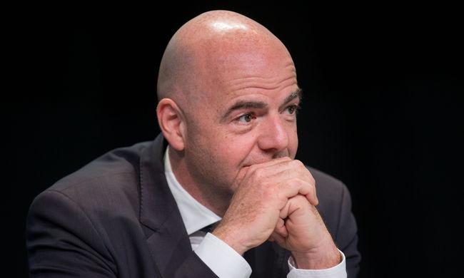 Többországos világbajnoksággal kampányol az UEFA jelöltje
