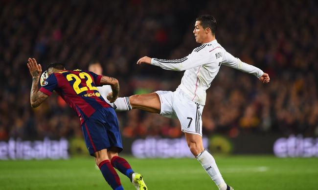 Ronaldo: nem kelt volna fel, ha szándékosan rúgom meg