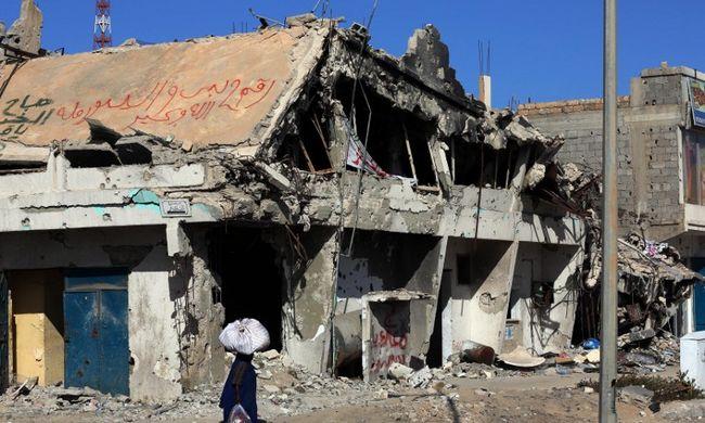 """""""Már megszoktuk a kivégzéseket"""" - Líbiában terjeszkedik az Iszlám Állam"""