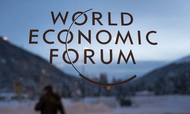 Terrorizmus, migránsválság, robotok - a Világgazdasági Fórum kulcskérdései