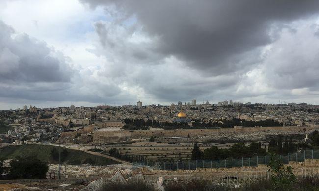 Hétezer évvel ezelőtti falu nyomaira bukkantak Jeruzsálemben