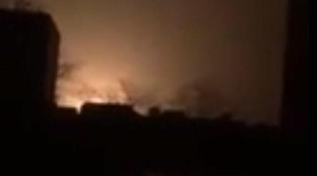 Felrobbant egy petárdagyár - videó