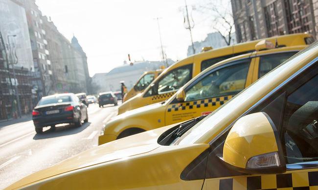 Szombatig biztosan sztrájkolnak a taxisok