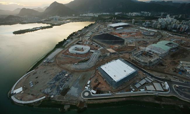 Az olimpia szervezői egyre nagyobb bajban vannak