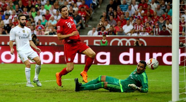 A Real Madrid szerint a Bayern miatt kapott súlyos büntetést