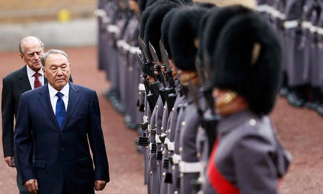 A kazah államfő előrehozott választást írt ki