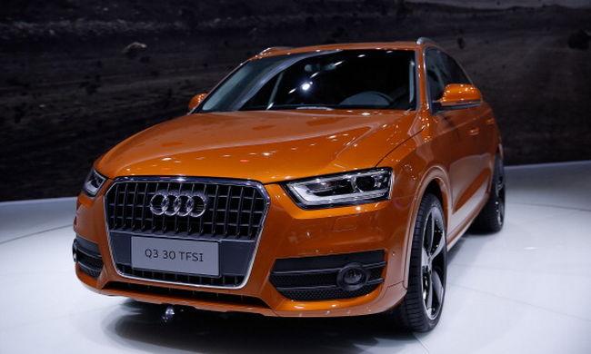 Újabb típust hoz Győrbe az Audi