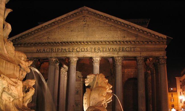 Fizetőssé akarják tenni a római Pantheont