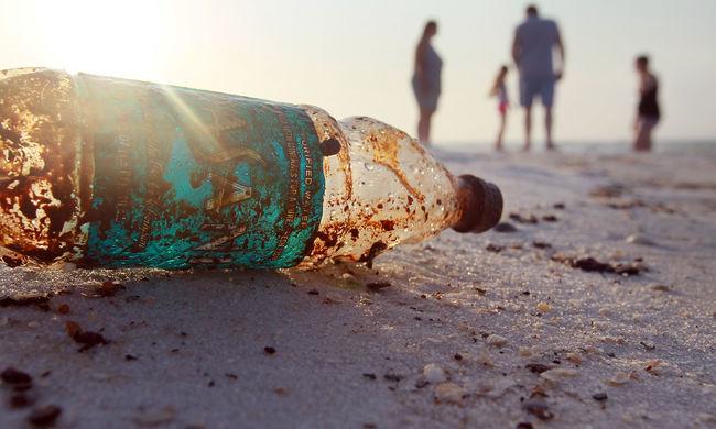 2050-re több műanyag lesz az óceánokban, mint hal