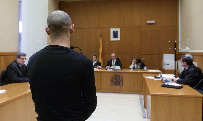 A Barcelona argentin sztárját börtönre ítélték