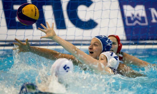 Óriási győzelem: Eb-döntőt játszik a női vízilabda-válogatott