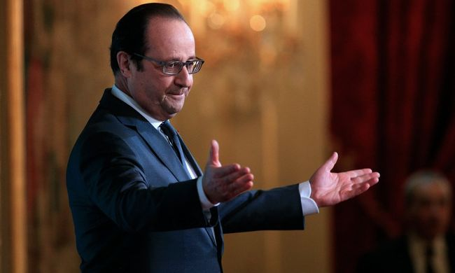 Franciaország fokozza az Iszlám Állam bombázását