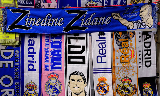 A Real Madrid keres a legjobban a focin