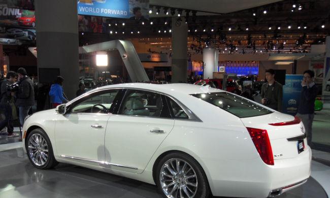 Új Cadillac-gyárat nyitottak