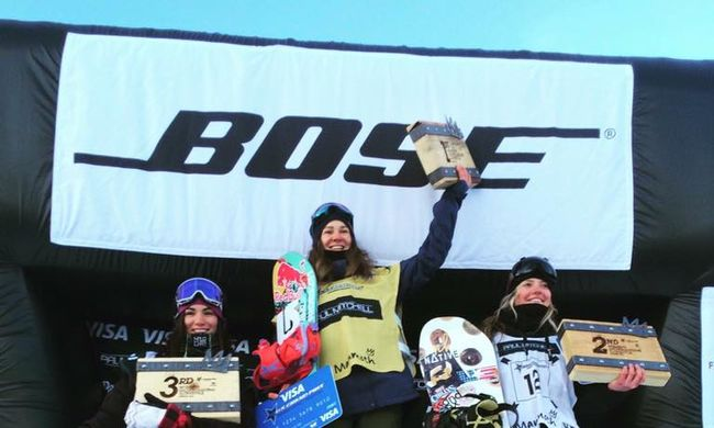 Sporttörténelmet írt a magyar snowboardos