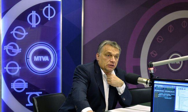 Orbán Viktor: a migránsok nem jönnek vissza Magyarországra