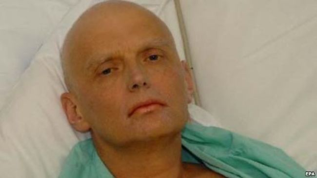 Putyin pedofil - mondta a halála előtt nem sokkal Litvinyenko