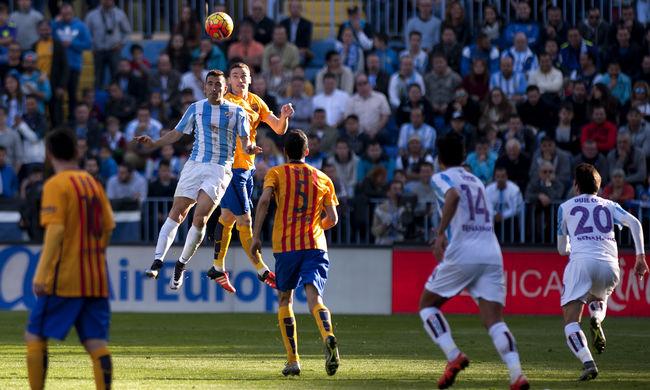 Messi fantasztikus góljával nyert a Barcelona - videó