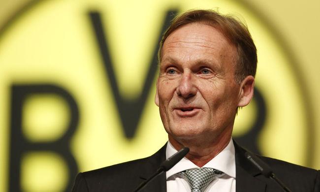 Keményen kritizálta az angol focit a Borussia Dortmund vezérigazgatója
