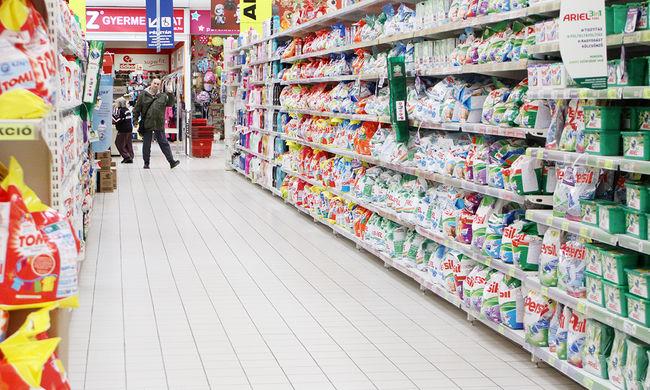 Gigafogás: hamis mosószerek tonnáira bukkantak az ellenőrök
