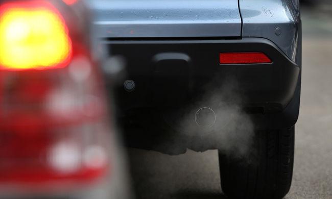 Egyre rosszabb a levegő a magyar nagyvárosban