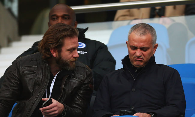 Mourinho magát ajánlotta a Manchester United edzői posztjára