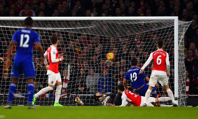 Diego Costa volt a Chelsea nyerőembere az Arsenal ellen
