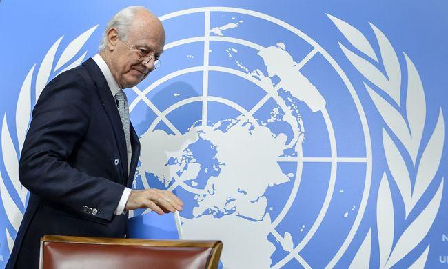 Szíria: pénteken kezdik a béketárgyalásokat