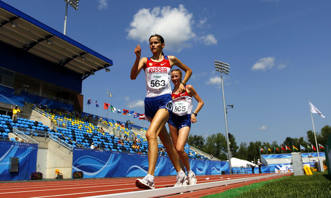 A saját sportolóikat tiltották el az oroszok