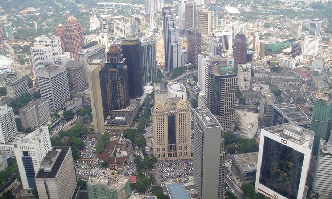 Terrortámadást akadályoztak meg Malajziában