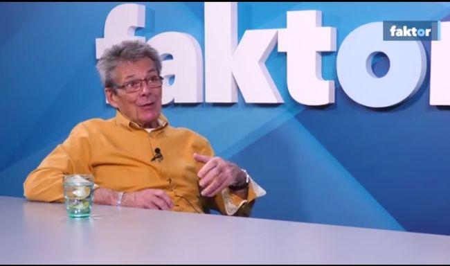 A Faktor TV vendége Ragályi Elemér