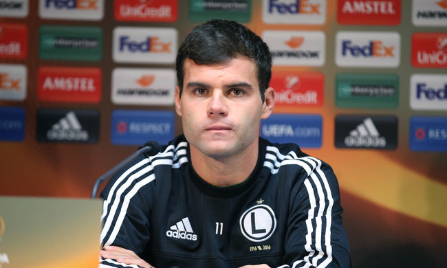 Nikolicsot választották a lengyel bajnokság legjobbjának