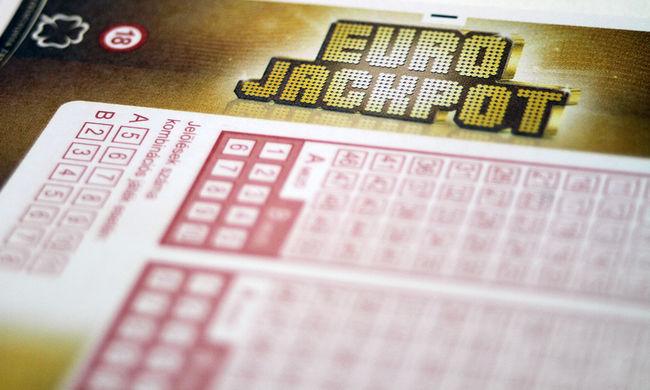 Újabb milliárdos hazai nyeremény született az Eurojackpoton