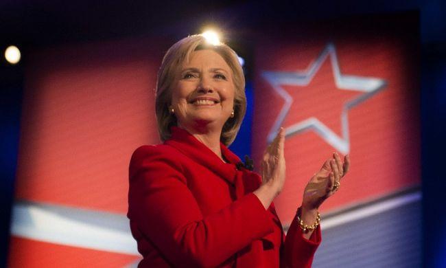Hillary Clinton egyetlen szavazatot sem kapott