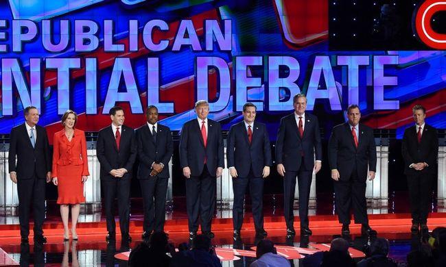 Fogynak a republikánus elnökjelöltek, változnak az esélyek