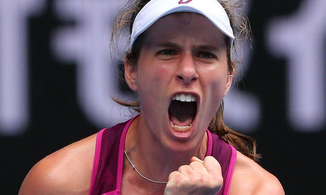 Grand Slam-elődöntőben a magyar származású játékos