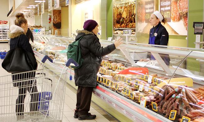 Húsvéti razzia: már több mint 100 tonna élelmiszert foglaltak le