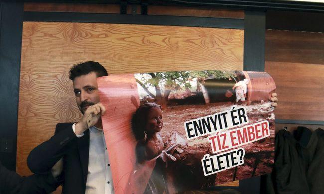 Fellebbezést vár a Fidesz a vörösiszap-perben