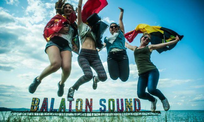 Még több sztár lesz a Balaton Soundon