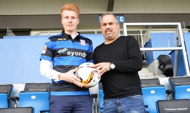Újabb magyar focista igazolt Frankfurtba