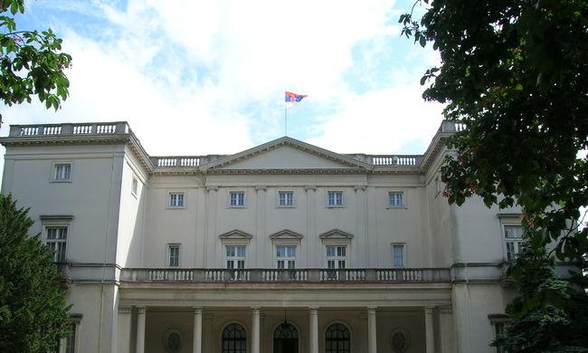 Nem kapják vissza az utódok az egykori királyi palotát