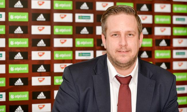 Új sajtófőnöke lett a férfi fociválogatottnak