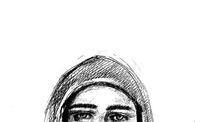 Felismeri a kapucnis férfit? - rablásért keresik
