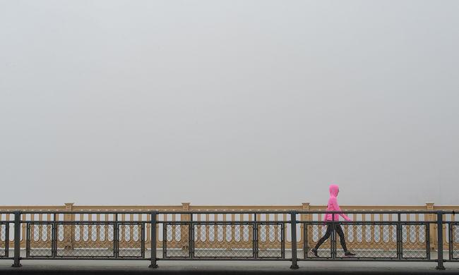 Jön az eső, kiadták a riasztást a sűrű köd miatt