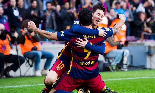 A Barcelona legyőzte az Atléticót, két madridit is kiállítottak - videó