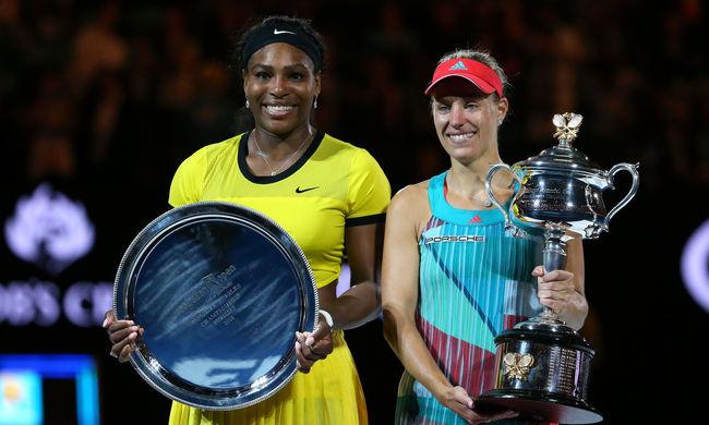 Australian Open: új női győztes